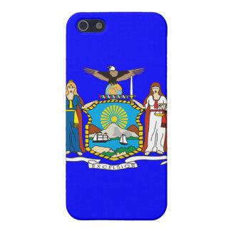 New York Flag iPhone SE/5/5s Case