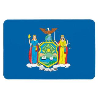 NEW  YORK Flag - Magnet
