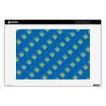 NEW  YORK Flag Pattern Skins For Laptops