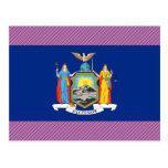 New York Flag Post Cards