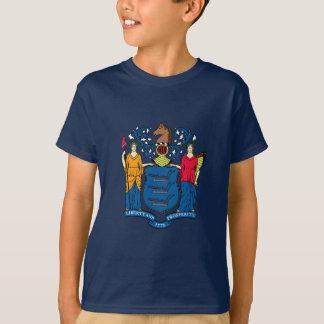 New York Flag Theme 00 T-Shirt