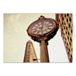 New York - Flatiron Building and Clock Cards