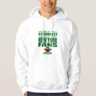 NEW YORK FOOTBALL FAN Hooded Sweatshirt