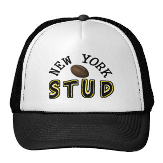 New York Football Stud Trucker Hat