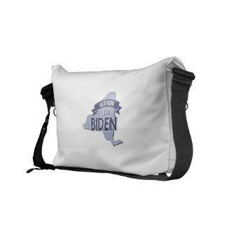 NEW YORK FOR BIDEN -.png Messenger Bag