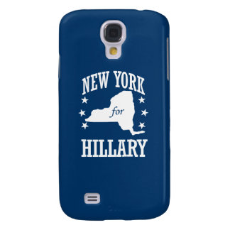 NEW YORK FOR HILLARY SAMSUNG GALAXY S4 CASES