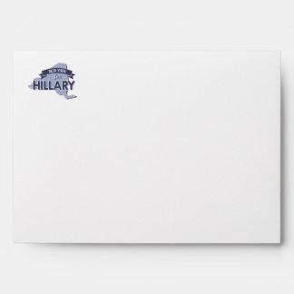 NEW YORK FOR HILLARY -.png Envelopes