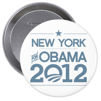 NEW YORK FOR OBAMA 2012.png Button