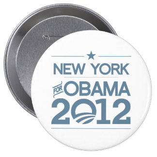 NEW YORK FOR OBAMA 2012.png Pins