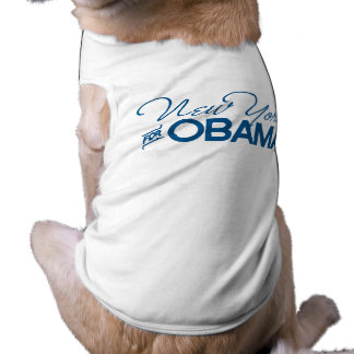 New York for Obama -.png Pet T-shirt
