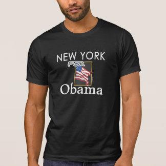 New York for Obama T-shirt