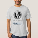 New York for Ron Paul 2012 T-Shirt