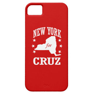 NEW YORK FOR TED CRUZ iPhone 5 CASE
