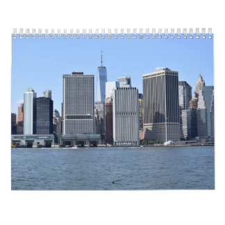 New York for the Locals, From the Harbor Calendar