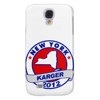 New York Fred Karger Samsung Galaxy S4 Case