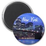 New York Fridge Magnet