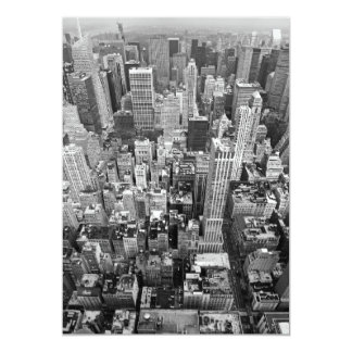 New York from Above Card