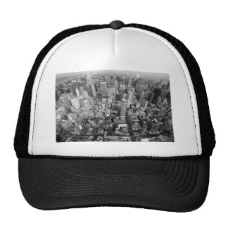 New York from Above Trucker Hat