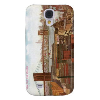 New York from Brooklyn Galaxy S4 Case