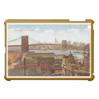 New York from Brooklyn iPad Mini Cover