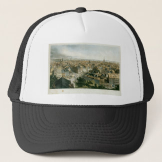 New York from the Steeple of Saint Paul's Church Trucker Hat