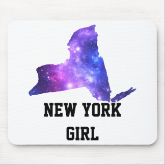 New York Galaxy Empire State Mouse Pad