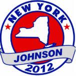 New York Gary Johnson Cut Outs