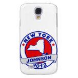 New York Gary Johnson Galaxy S4 Covers