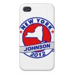 New York Gary Johnson iPhone 4/4S Cases