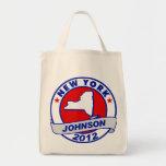 New York Gary Johnson Tote Bag