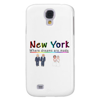 New York Gay Marriage Galaxy S4 Covers