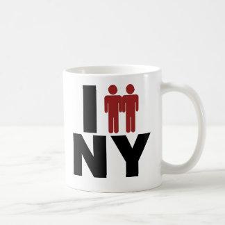 New York Gay Marriage Law Coffee Mugs