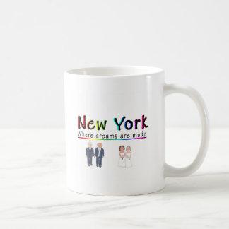 New York Gay Marriage Mug