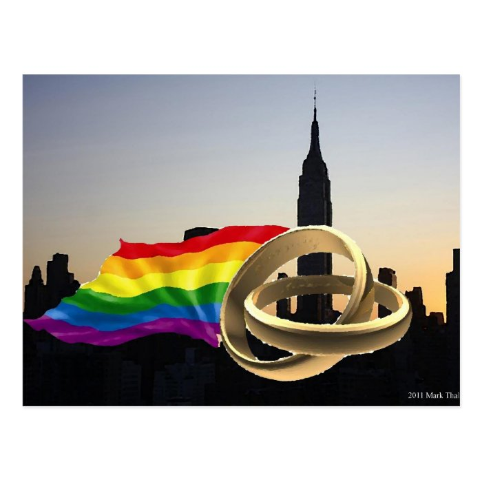 New York Gay Marriage 35