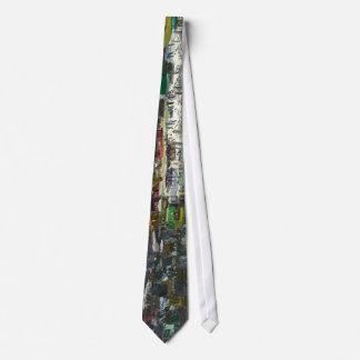 New York - George Bellows Neck Tie