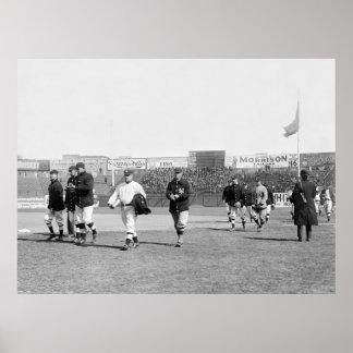 New York Giants: 1911 Poster