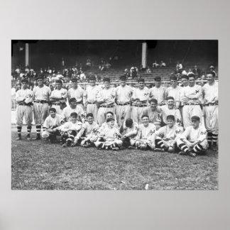 New York Giants: 1912 Poster