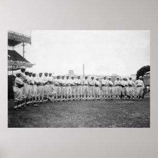 New York Giants: 1913 Poster