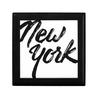 New York Trinket Boxes