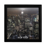 New York GiftBox New York City Souvenir Giftbox Keepsake Box