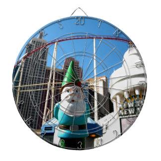 New York Gnome Dartboard