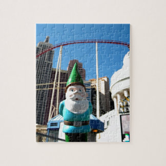 New York Gnome Jigsaw Puzzle
