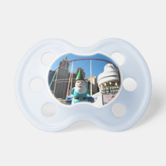 New York Gnome Pacifiers