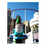 New York Gnome Postcard