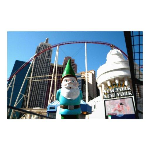 New York Gnome Stationery