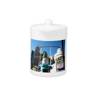 New York Gnome Teapot