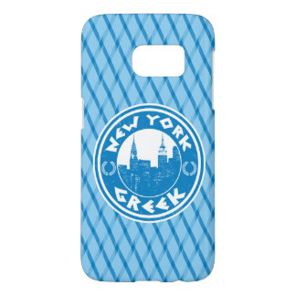 New York Greek American Phone Case