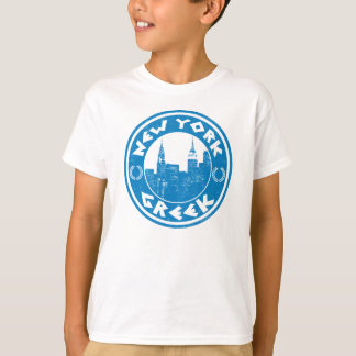 New York Greek American T-Shirt