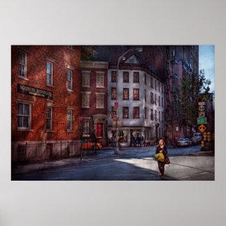 New York - Greenwich Village - Northern Dispensary Print