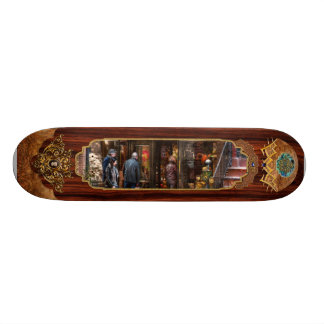 New York - Greenwich Village - The gift shop Skateboard Deck